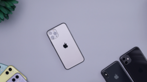 iPhone 11 Pro Slo-mo Phone